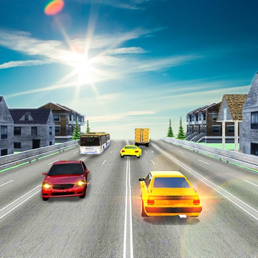 Download Extreme Highway Traffic: Endle free for iPhone, iPod and iPad