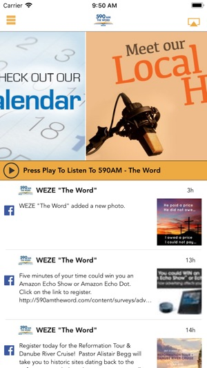 590 AM The Word On App Store