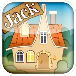 House that Jack built - multilingual interactive book