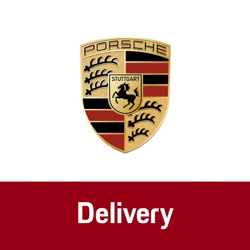 Porsche Vehicle Delivery