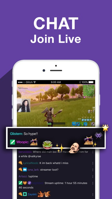 Twitch: Live Game Streaming Screenshot