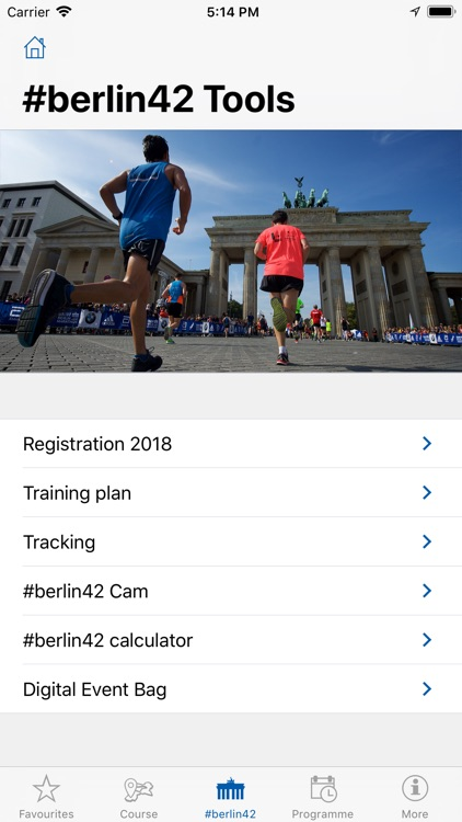 BMW BERLIN-MARATHON screenshot-3