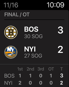 NHL screenshot 18