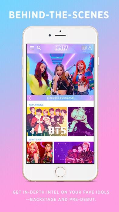 KMTV - Watch K-Pop screenshot four