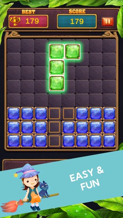 Block Puzzle Jewels Big Time