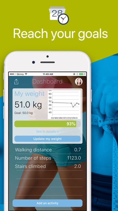 weight tracker bmi monitor app price drops