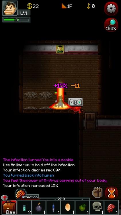 Zombie Rogue screenshot-7