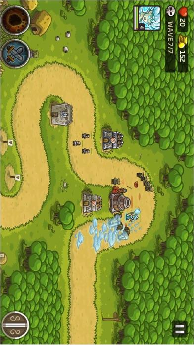 皇室塔防-單機TD塔防類遊戲屏幕截圖3