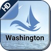 Washington GPS Nautical Charts