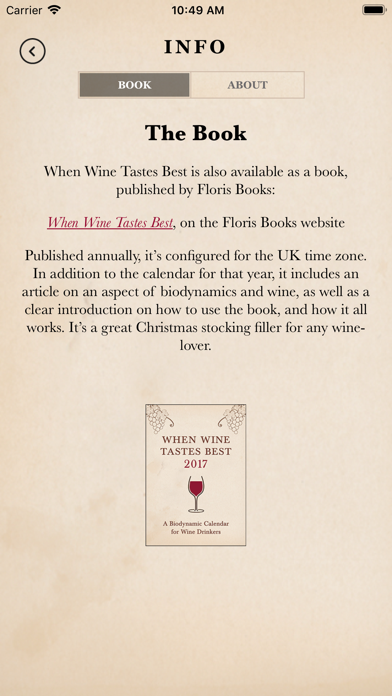 Download When Wine Tastes Best per Pc