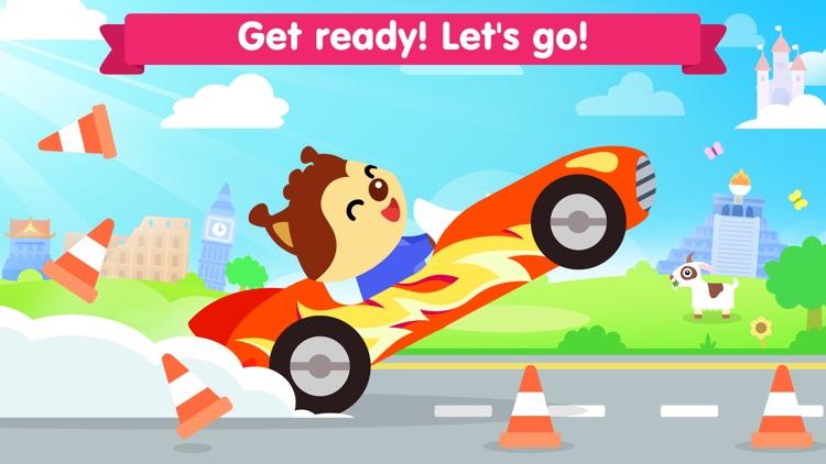 Car games for kids 3 years old screenshot-4