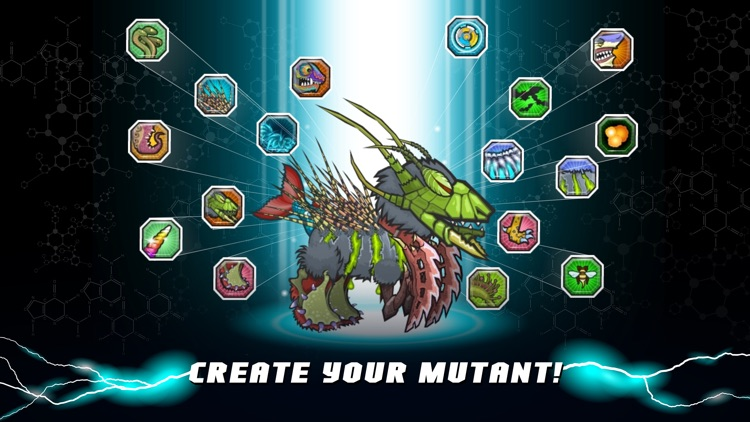Mutant Fighting Cup 2 screenshot-0