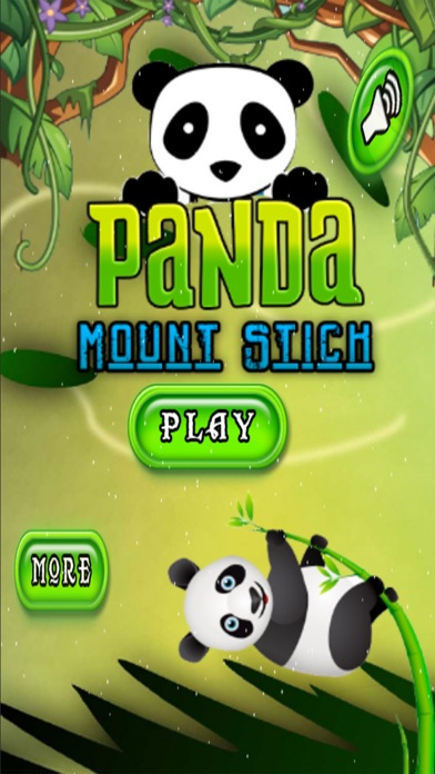 Panda Mount Stick Screenshot 1