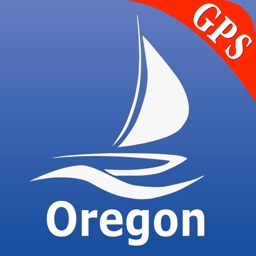 Oregon GPS Nautical Charts