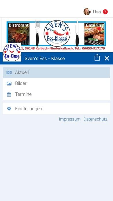 Sven's Ess - KlasseScreenshot von 2