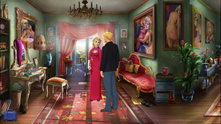 Broken Sword 5 screenshot-1