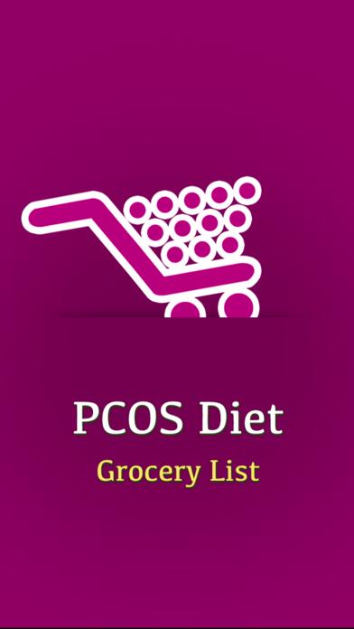 PCOS Diet Shopping Listのおすすめ画像1