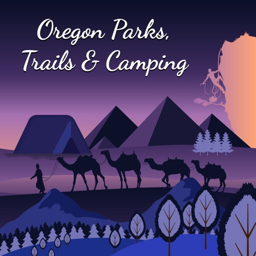 Oregon Trails & Campgrounds