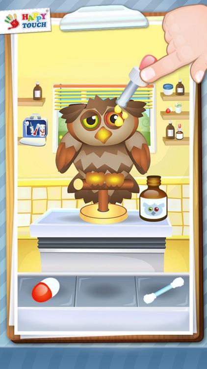 Animal Hospital by HAPPYTOUCH® screenshot-4