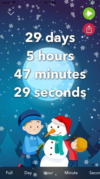 Christmas Countdown 2020 screenshot-3