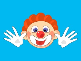 Clown Joy - funny stickers for every occasion