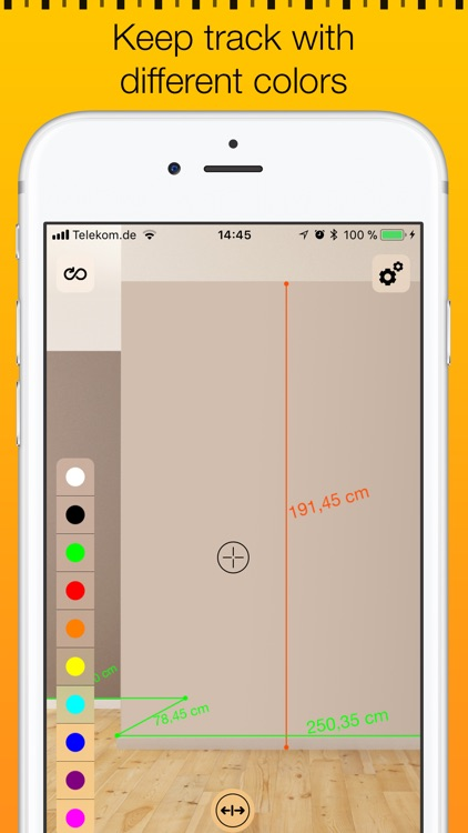 AR Ruler -  Measuring Tape