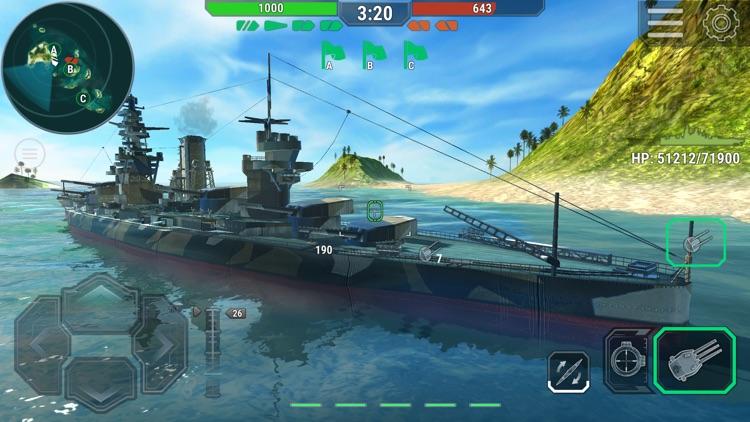 Warships Universe Naval Battle