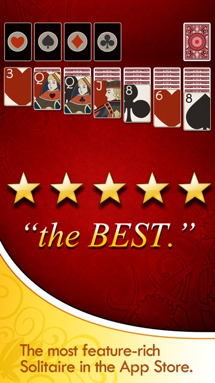 Solitaire Deluxe® 2: Card Game screenshot-0