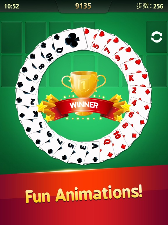 Solitaire Classic - Card Game-ipad-2