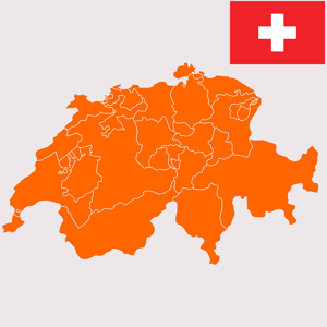 Swiss Canton Quizzes - Education app