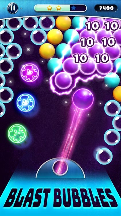 Grand Bubble Shoot screenshot-0