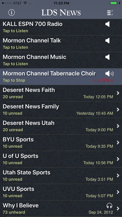 LDS News screenshot-1
