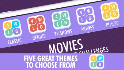 Four Word Link Game screenshot three