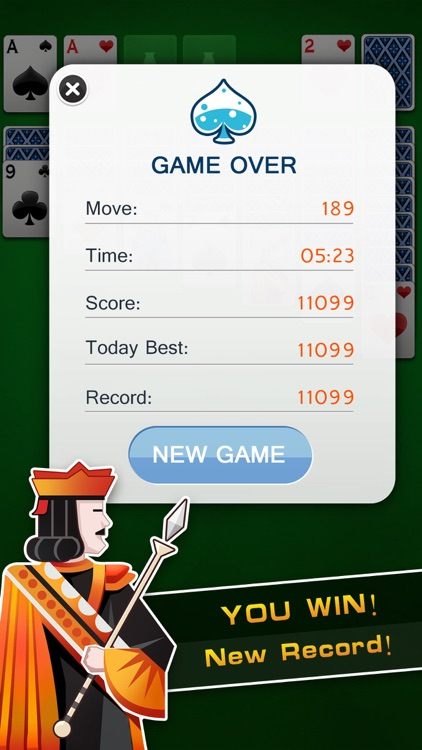 Solitaire - Fun Puzzle Games screenshot-3