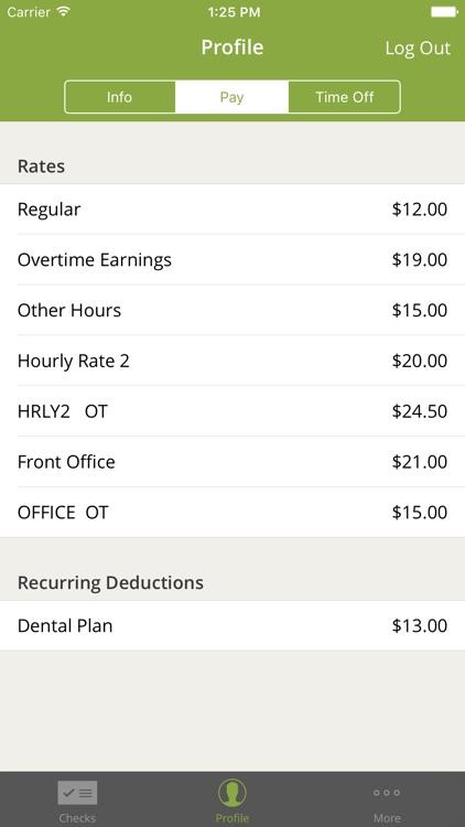 SurePayroll for Employees screenshot-3