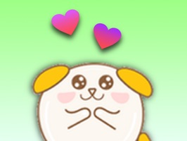 Dog Lovers Animated Emoji Stickers