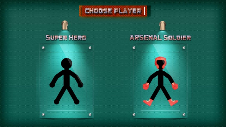 Stickman Fight- Physics Game screenshot-3