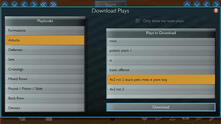 Volleyball Play Designer screenshot-3