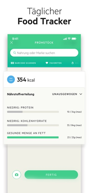 Lifesum: Diät Planer & Tracker Screenshot