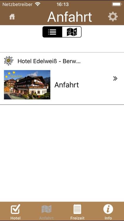 Hotel Edelweiss Berwang