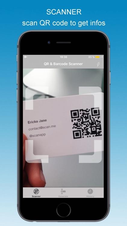 Qr Code Reader Scan Generator