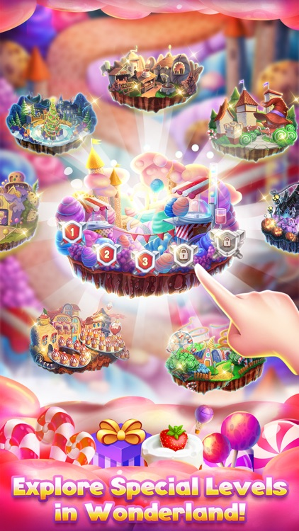 Candy Charming-Match 3 Puzzle screenshot-3