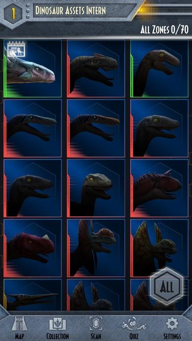 Jurassic World Factsのスクリーンショット4