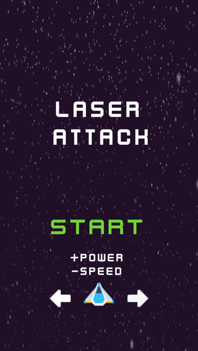 Laser Attack screenshot one