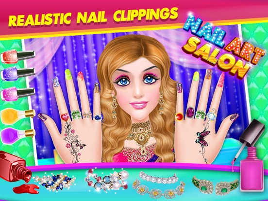 Nail Art Salon - Nail Care screenshot 8