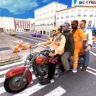 自行车赛车:出租车司机 icon