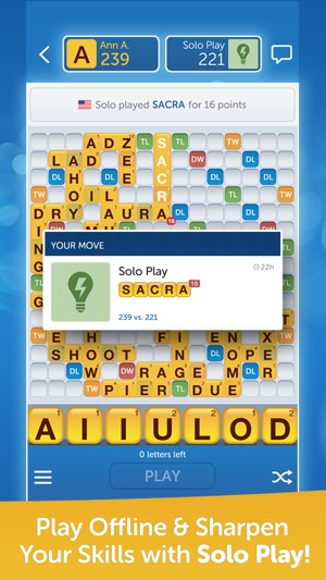 Words with friends word game on the app store words with friends word game on the app store fandeluxe Image collections