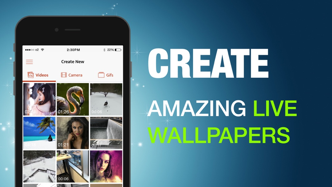 Live Wallpaper Maker & Creator
