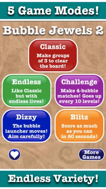 Bubble Jewels 2 Classic screenshot-3
