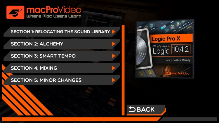 What's New in Logic Pro 10.4.2